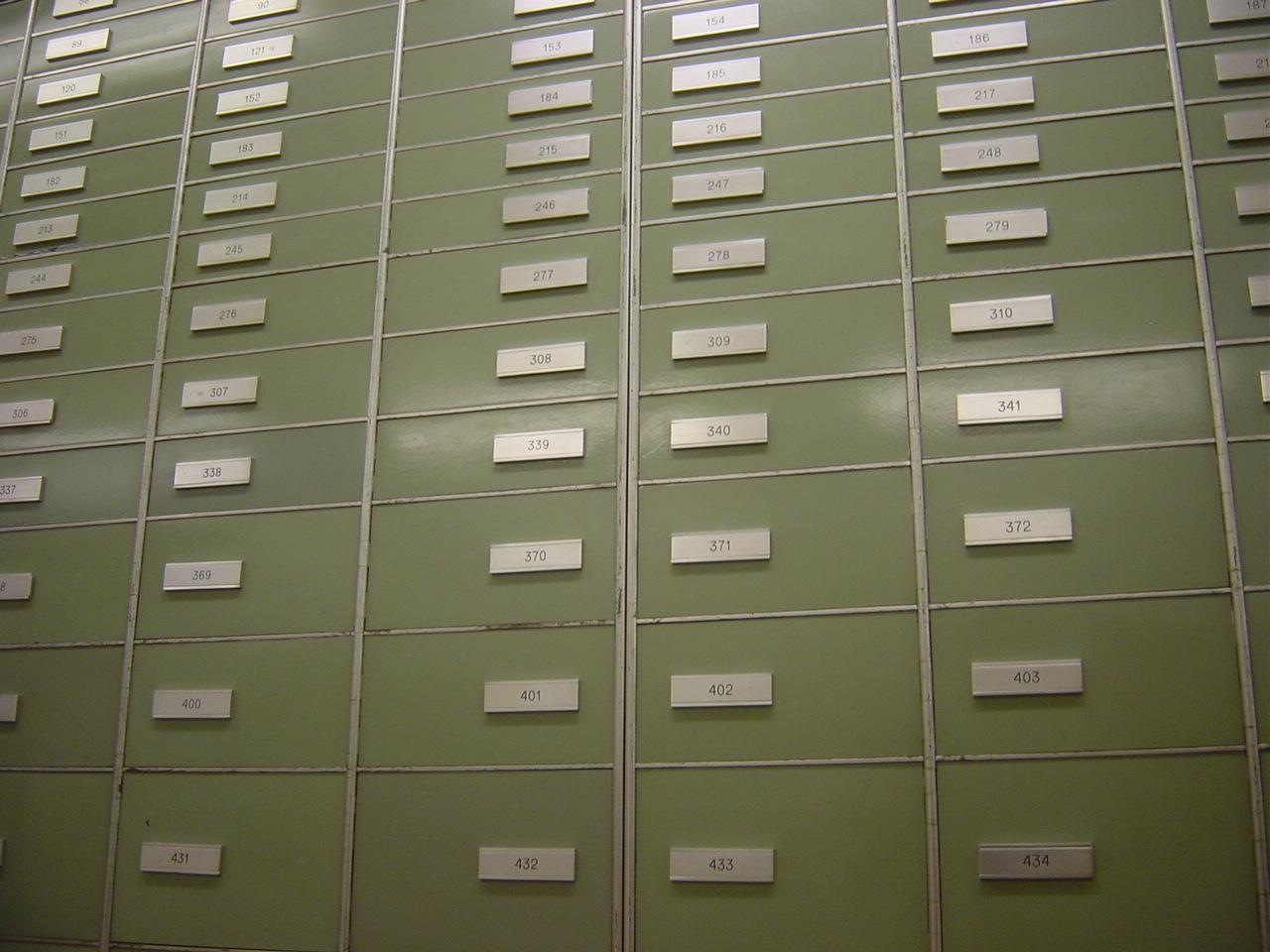 cassette di sicurezza in svizzera