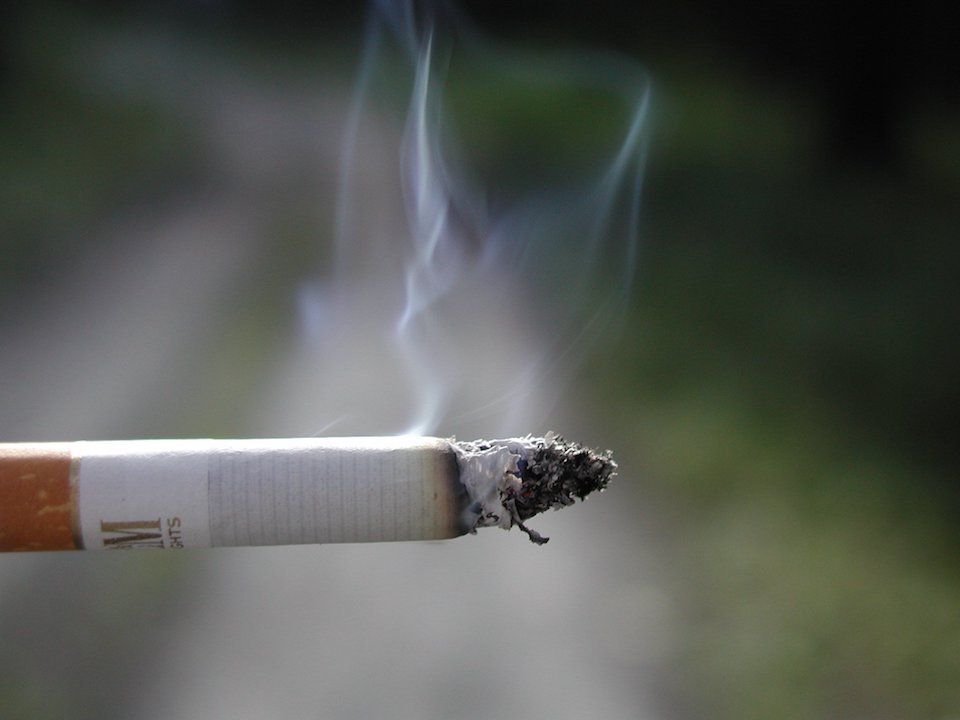 smettere di fumare senza ingrassare
