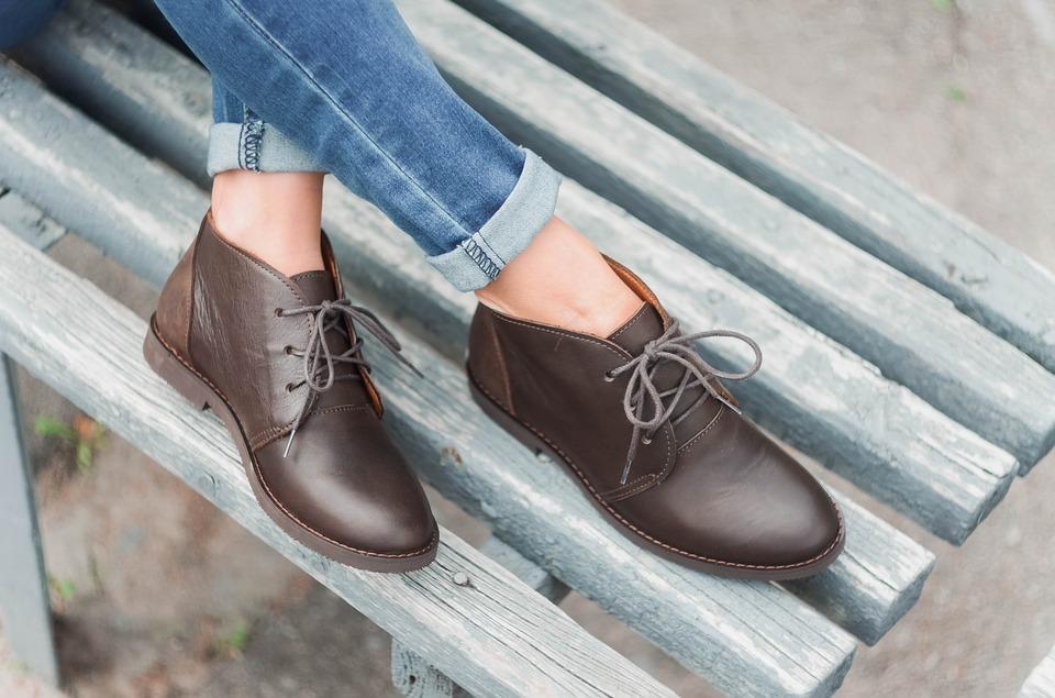 scarpe stringate trend 2018