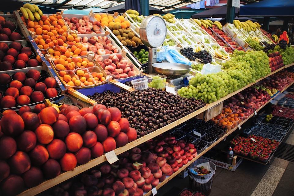 trasporto alimenti confezionati e freschi